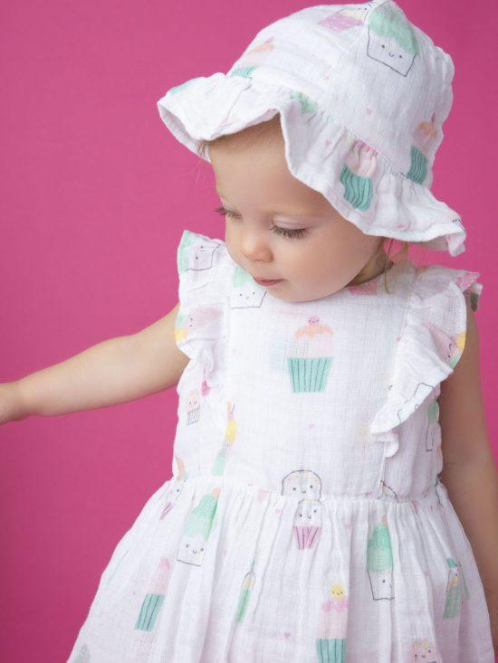 Sprinkles Dress and Bloomer Alternate 1
