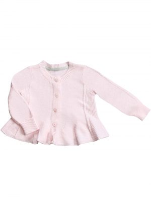 Seed Cardigan Pale Pink Main