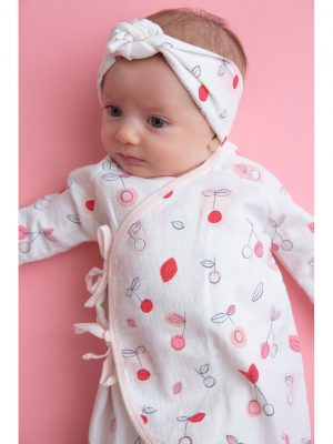 Cherry O Coverall Wrap Alternate