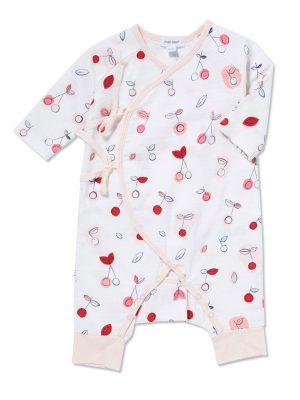 Cherry O Coverall Wrap