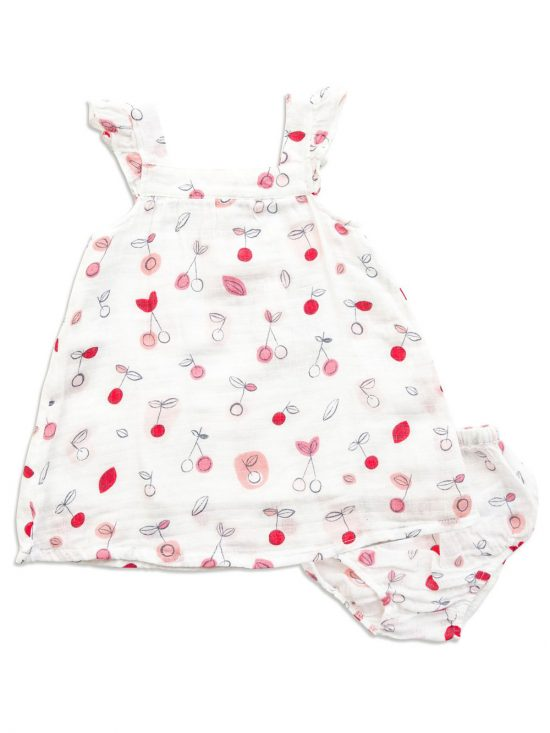 Cherry o Summer Dress with Dipper Cover Main
