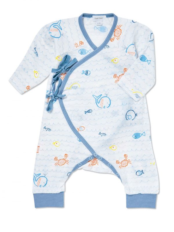 Little Fishes Coverall Main