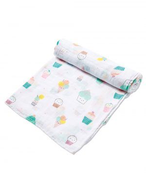 Sprinkles Swaddle Blanket Baby Accessory