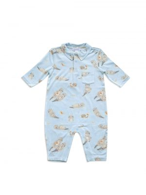 Otter Polo Romper - Angel Dear