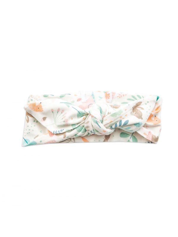 Woodland Floral Headband-Angel Dear