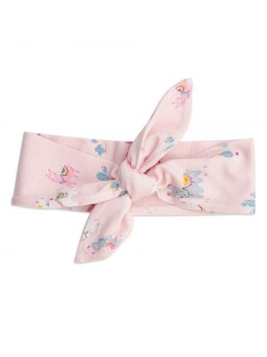 Pink Headband Llamas - Angel Dear